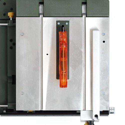 Proxxon Tischkreissäge-Feinschnitt FET, 1 Stück, grün / silber / schwarz / gelb / orange / rot, 27070 - 5