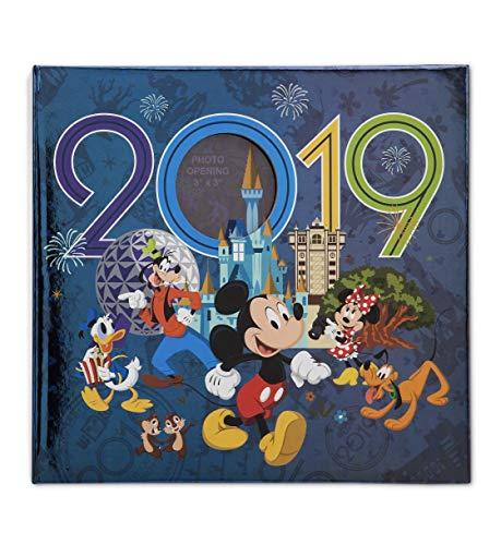 Disney World Scrapbooking (Walt Disney World 2019 Mickey Mouse Fotoalbum für 200 Fotos)