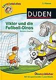 Lesedetektive Übungsbücher - Viktor und die Fußball-Dinos