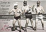 Undercover Lustige Sprüche Geburtstagskarte Klappkarte 026D