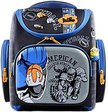 Delune Cartable Garçon Primaire Sac à Dos   Backpack Sac d'école pour Les Garçons Cadeau de Rentrée Scolaire | Outlet