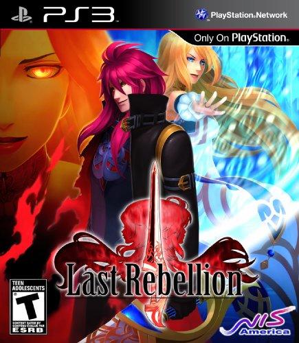 Last Rebellion [DVD-AUDIO]
