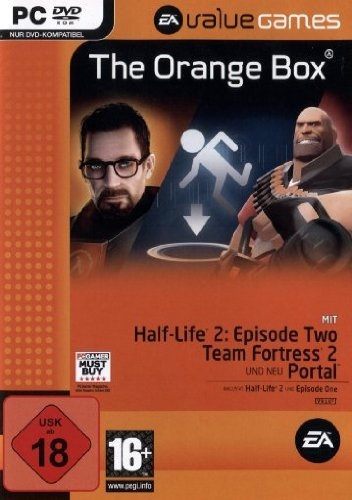 Half-Life 2 - The Orange Box [Software Pyramide]