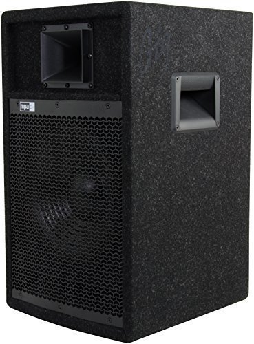 mpa mivoc professional audio S 10A Aktive PA-Box 120 Watt max.