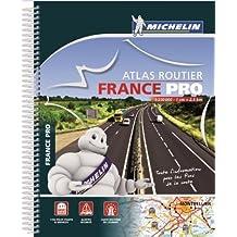 Atlas routier France 2013 Michelin PROS