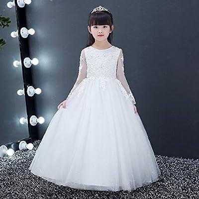 RENQINGLIN Prinzessin Kleid Mädchen