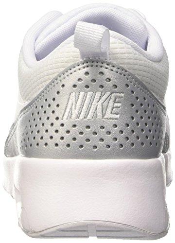 Nike W Air Max Thea Txt Scarpe da ginnastica, Donna Bianco (White/WhiteWhite/White)