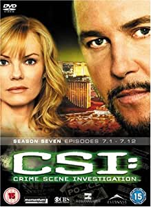 CSI: Crime Scene Investigation - Las Vegas - Season 7 Part 1 [DVD]