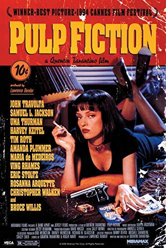 Póster Pulp Fiction