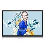 ZQG BEAUTEY Digitales Foto-Frame-Album 32 Zoll mit MP3-Musik MP4 Video-Unterstützung HDMI