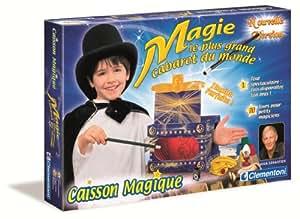 Clementoni - Magie : Avec le plus grand cabaret du monde