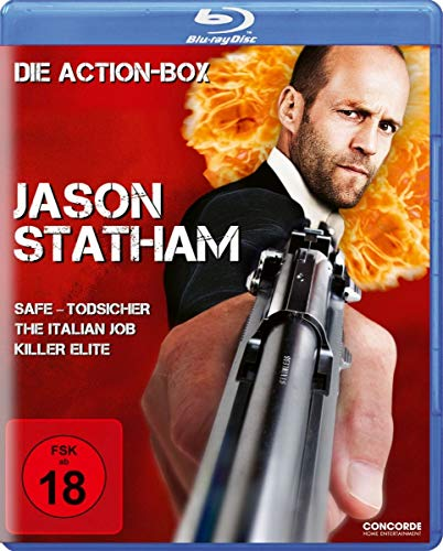 Jason Statham - Die Action-Box [Blu-ray]