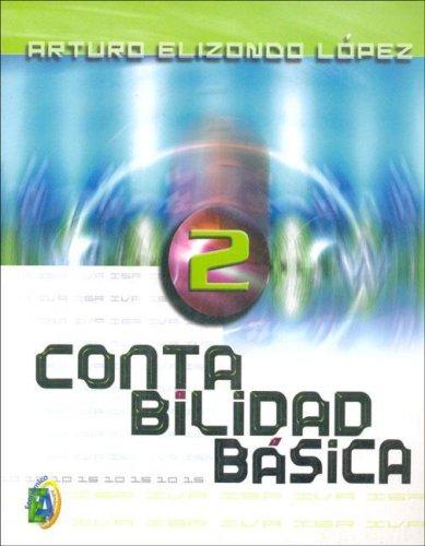 Descargar Libro Contabilidad Basica 2 de Arturo Elizondo Lopez