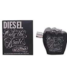 Diesel, Only the Brave Tattoo, Eau de Toilette spray da uomo, 200 ml