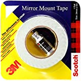 3M IA120170427 Mirror Mounting Tape, 24 mm x 5 m (1 Roll)