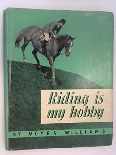 RIDING IS MY HOBBY