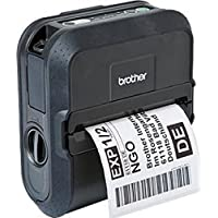 Brother RJ-4030 4 inch Rugged Mobile Printer with Bluetooth Connectivity
