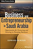 51bojADLkwL. SL160  - BEST BUY #1 Business and Entrepreneurship in Saudi Arabia: Opportunities for Partnering and Investing in Emerging Businesses (Wiley Finance) Reviews and price compare uk