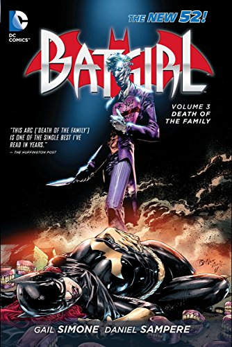 Batgirl Volume 3: Death of the Family HC (The New 52)