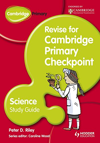 Cambridge Primary Revise for Primary Checkpoint Science Study Guide por Peter Riley