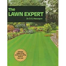 New Lawn Expert (Expert Series) by D G Hessayon (1990-05-02)