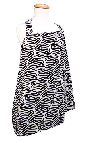 Trend Lab Nursing Cover, Zebra by Trend Lab