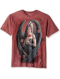 The Mountain Men's Angel Rose T-Shirt