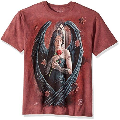"The Mountain T-Shirt ""Angel Rose"" Braun"
