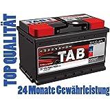 Autobatterie - Starterbatterie 12V 55 Ah 560 EN(A) 30 % Extra-Startleistung