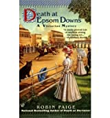 Death at Epsom Downs (Victorian Mystery) (Paperback) - Common