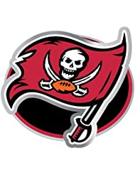 Siskiyou Tampa Bay Buccaneers NFL Hitch Cover SIS-FTH030B2 by Siskiyou