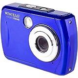Unterwasser wasserdichte Digitalkamera Vivitar VS048 16 Megapixel (blau)