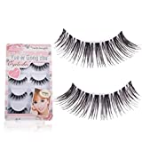 5 Paar / Lot Criss Cross Falsche Wimpern Lashes Voluminöse HOT Wimpern
