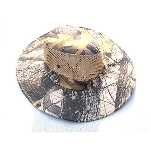 ZOODQ Dame Beret Hat Französisch Stil Frauen und Männer Safari Sommer String Hut Mütze Sonnenhut Outdoor Camping Hut Angeln Cap (Farbe : Mehrfarbig)