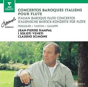 Rampal-Edition (Italienische Barockkonzerte)