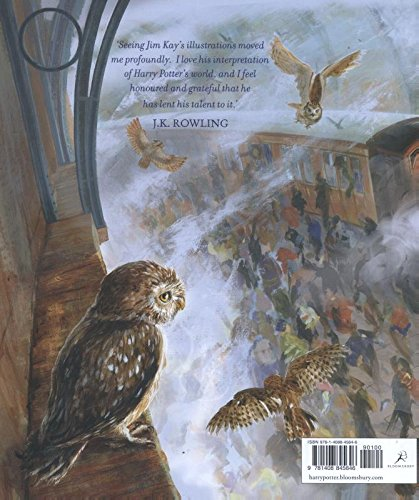 Image of Harry Potter and the Philosopher's Stone: Illustrated Edition (Harry Potter Illustrated Edtn)