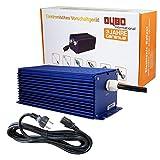 OUBO 400W NDL Lampe Vorschaltgerät elektronisch, electronic ballast, EVSG, EVG, Pflanzenlicht, inkl. 4,5 m Stromkabel, NDL/HPS & MH
