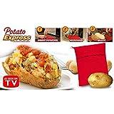 Flipco Microwave Potato Cooker Bag- Pota...