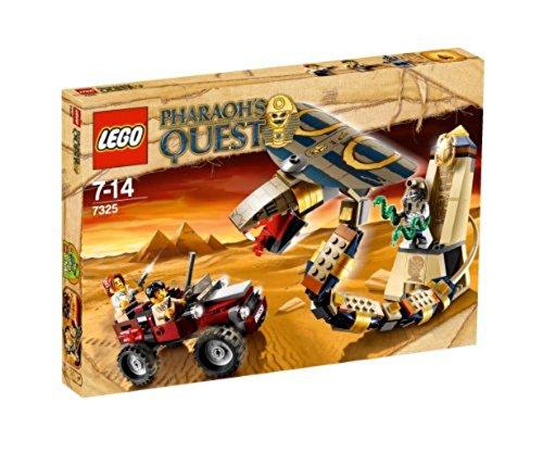 LEGO Pharaoh\'s Quest 7325 - La statua del cobra maledetto