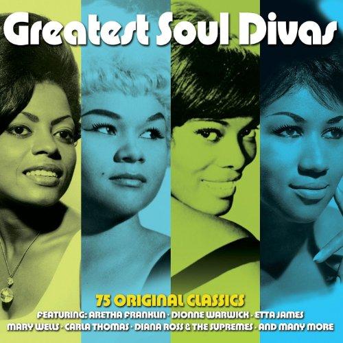 Greatest Soul Divas - 75 Origi...