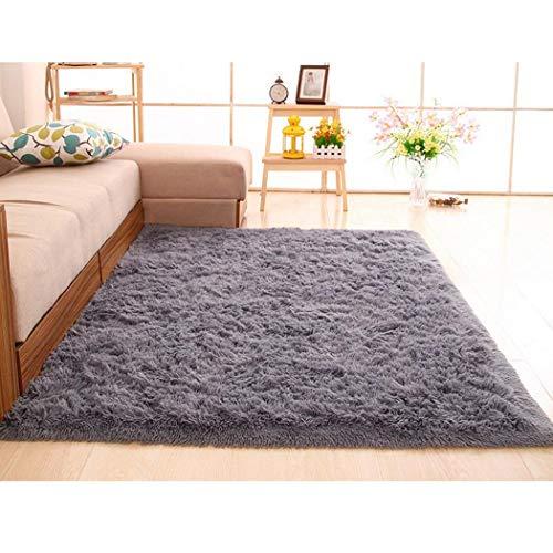 Suaves alfombras de pelo antideslizantes Tauser (10 colores) por 12€ con el #código: EQ4AXEJA