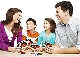 Mattel MAT41001M upc Uno Original Playing Card Game, Multi