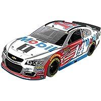 Lionel Racing Tony Stewart #14 Mobil 1 2016 Chevrolet SS NASCAR Diecast Car (1:24 Scale), Chrome - Racing Chevrolet