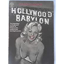 HOLLYWOOD BABYLON.