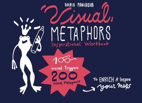 Visual Metaphors Inspirational Workbook por Dario Paniagua