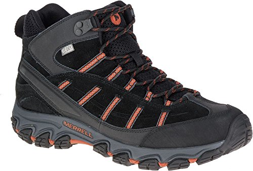 Merrell Merrell Mens Terramorph Mid Waterproof Breathable Walking Hiking Boots