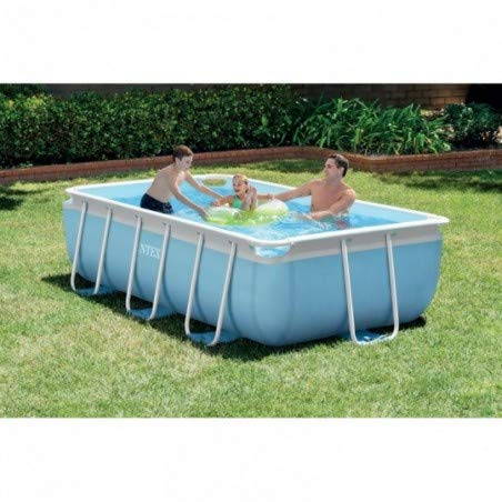 INTEX Kit piscine Prism Frame rectangula