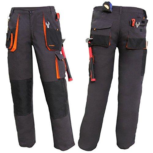 Arbeitshose Bundhose Berufsbekleidung Arbeitskleidung Größe 58 NEU