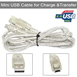 Storite USB 2.0 A to Mini 5 pin B Cable ...