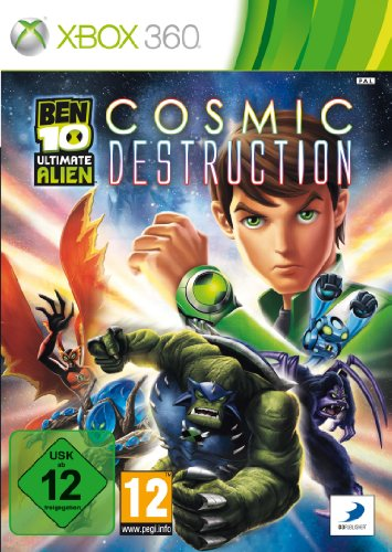 Ben 10 Ultimate Alien: Cosmic Destruction (10 Ben Pc)